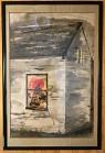 Motherland $425 22x34 framed