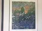 River Raven $495 - 15x19 framed print
