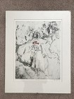 Sentinel 1984, $95-350 16x20 Print in Frameless Glass